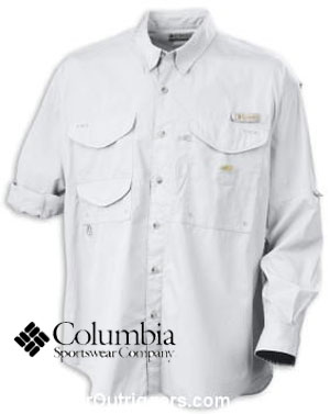 Columbia PFG Bonehead Long Sleeve Shirt