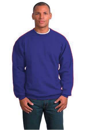 Unisex Sweatshirt with Logo - Royal