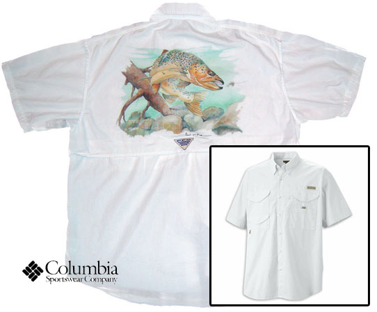 Columbia PFG Bonehead Short Sleeve Shirt