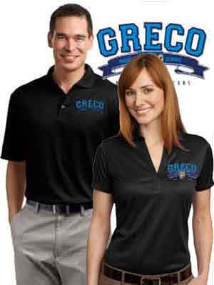 Greco Faculty Performance Polo
