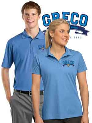 Greco Faculty Sport-Tek Polo