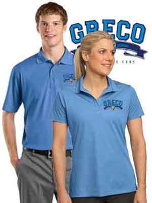 Greco Faculty Sport-Tek Polo