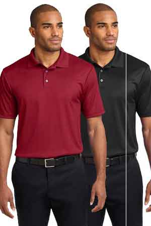 Giunta Men' Performance Fine Jacquard with Embroidered Logo