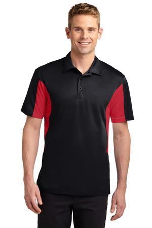 Giunta Men's Sport-Wick Polo with Embroidered Logo