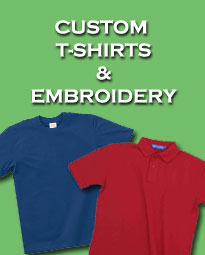 Custom T-shirts & Embroidery